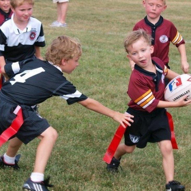 Summer Flag Rugby for U6 - U10<
