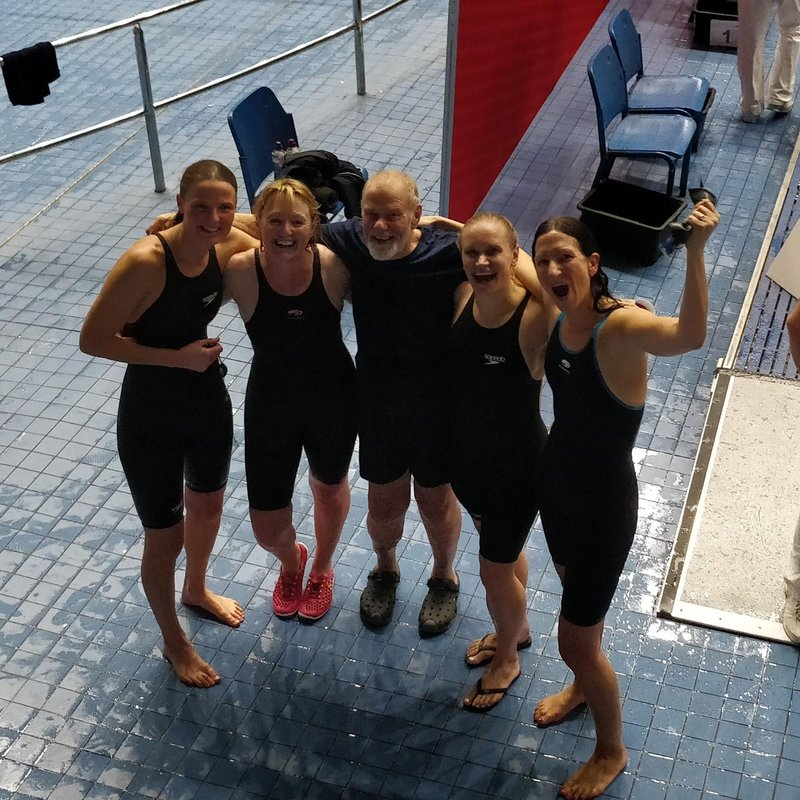 Golden girls victorious at Nationals