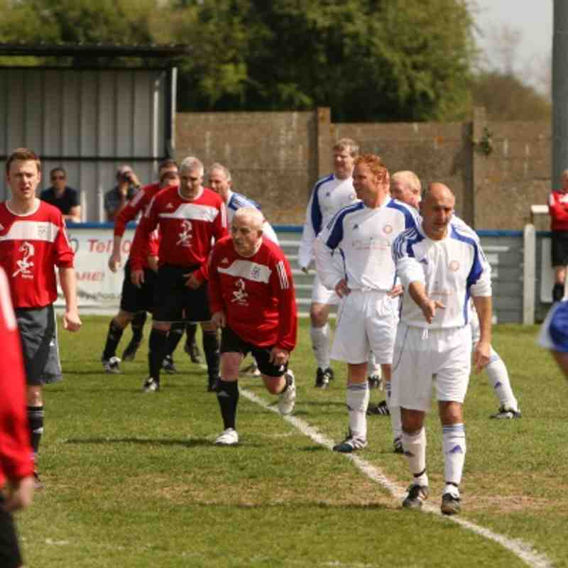Ray Brown Charity Match by Stewart Wells