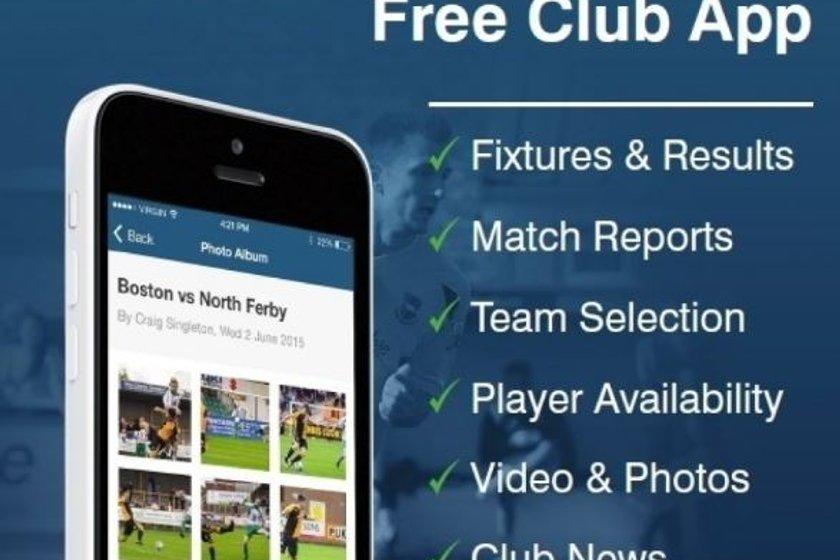 Get the FREE Pitchero Club App