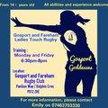 Come and Join Gosport & Fareham RFC Ladies