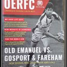 Old Emanuel vs Gosport & Fareham RFC