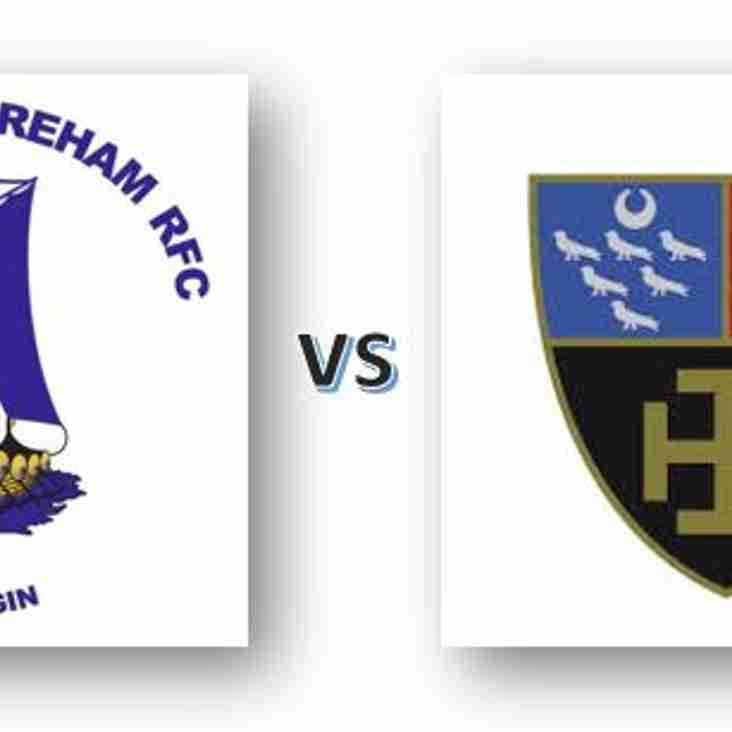 Gosport & Fareham vs Old Cranleighan