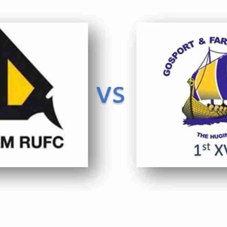 Gosport Defeat Away Against Farnham