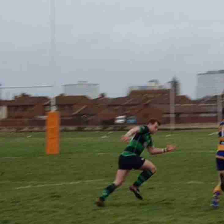 1st XV vs Old Reigations