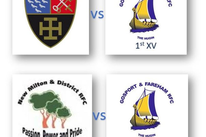 1st & 2nd XV Team Selections - 16th February 2019