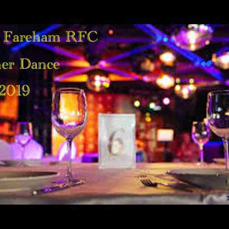Gosport & Fareham RFC Dinner Dance 2019