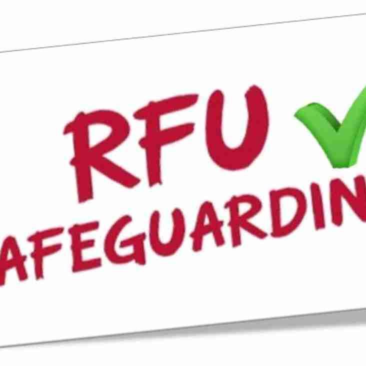 Gosport & Fareham RFC-  A Safe Place to Play Rugby