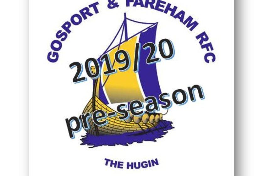 2019/20 Pre-Season