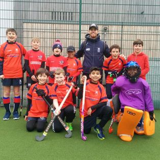 Kent Club in2hockey Tournament