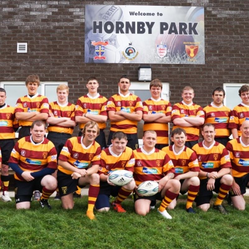 2nd XV lose to Acklam 3rds 29 - 0