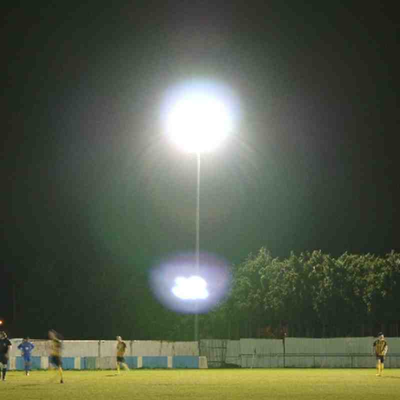 Ipswich Wanderers Vs Fakenham Town 26/03/14