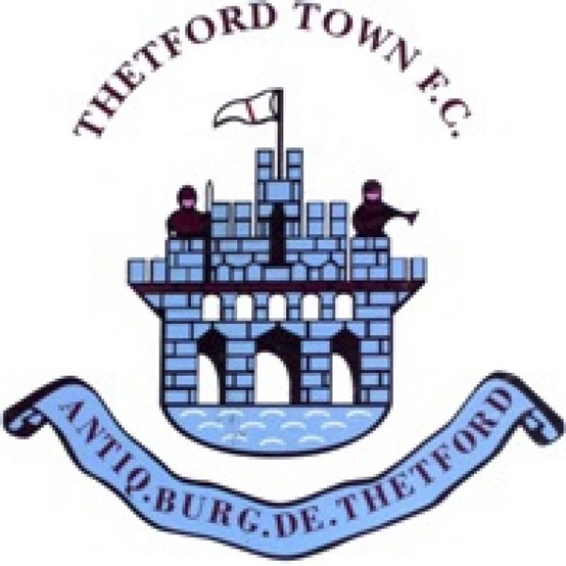 Wanderers at home this afternoon - Thetford Town the visitors (kick off 3pm)