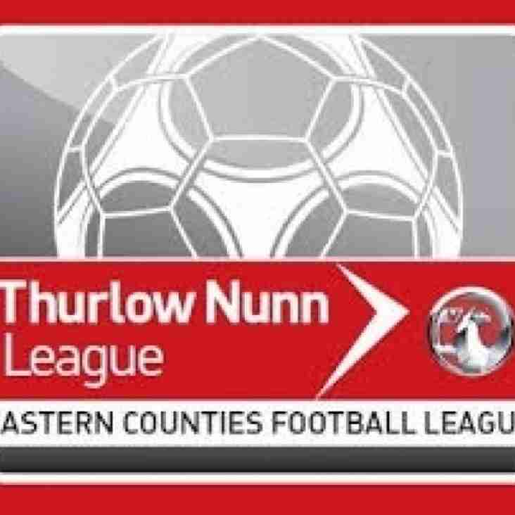 FA announces step 6 structure for next Eastern Counties League North