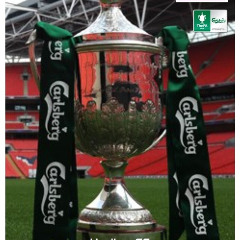 FA Competitions Update - Opponents now known for  FA Cup, FA Vase and FA Youth Cup
