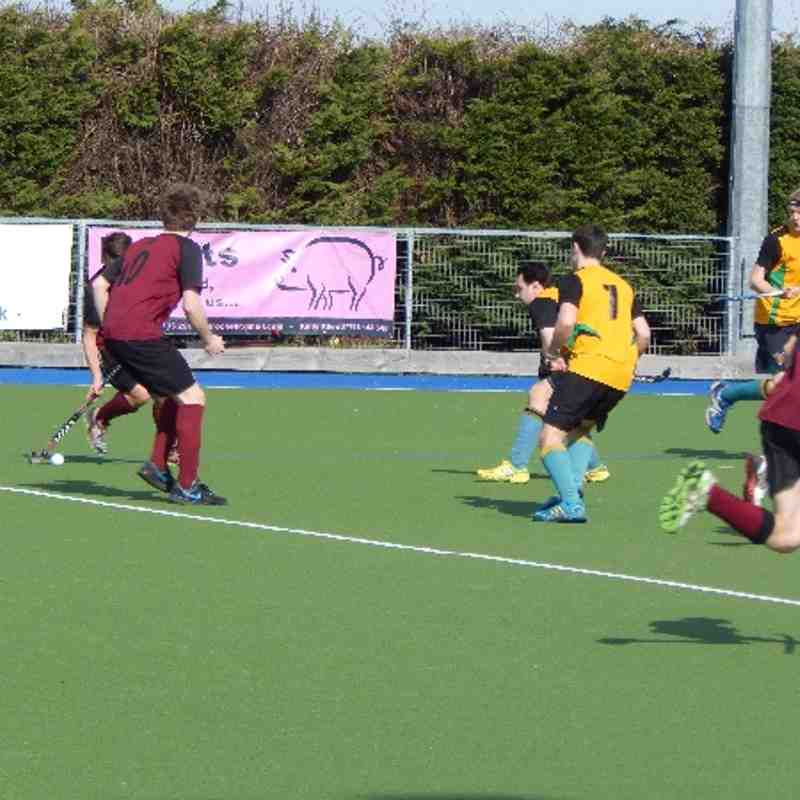 Mens 1st v Oxford Hawks 15 March