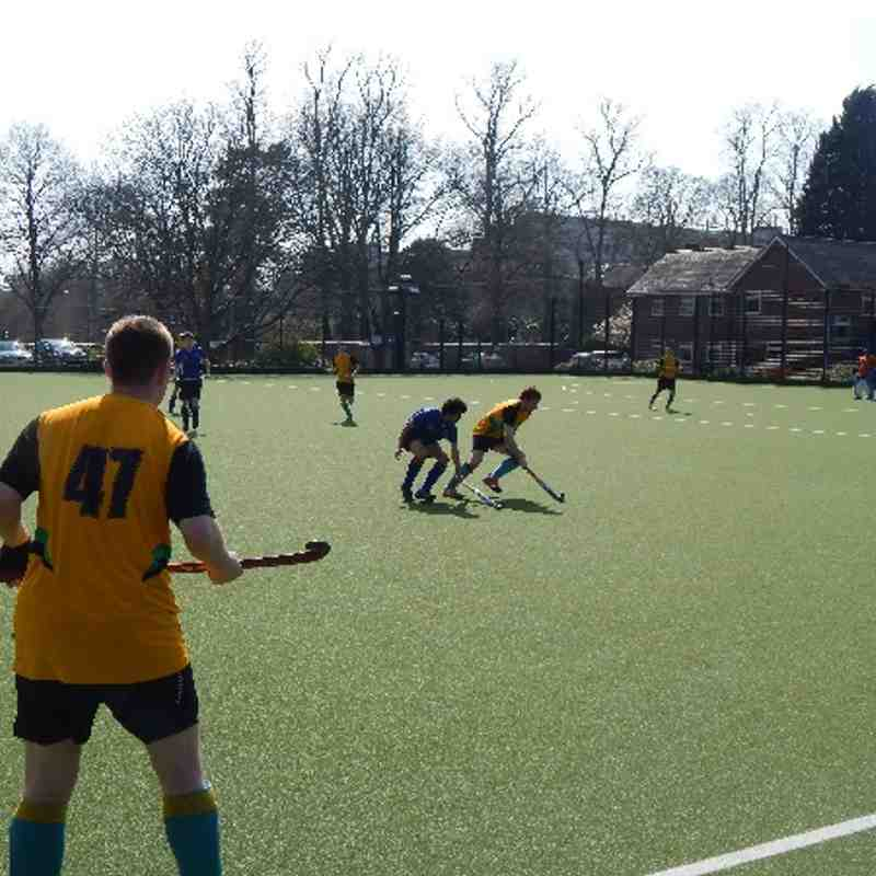 Mens 1ST V Oxford 29th march