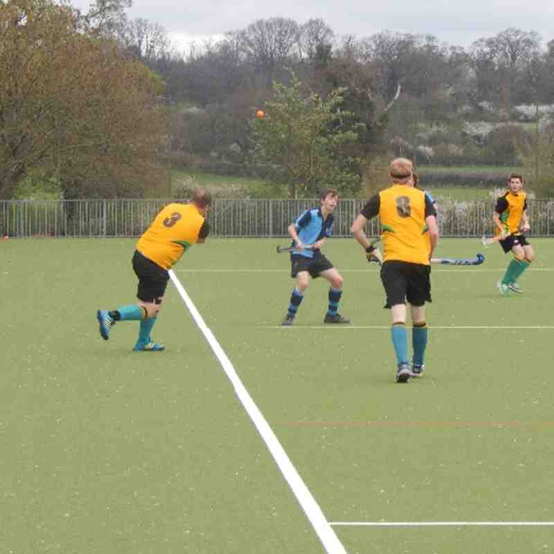 Mens 2ND v Staines