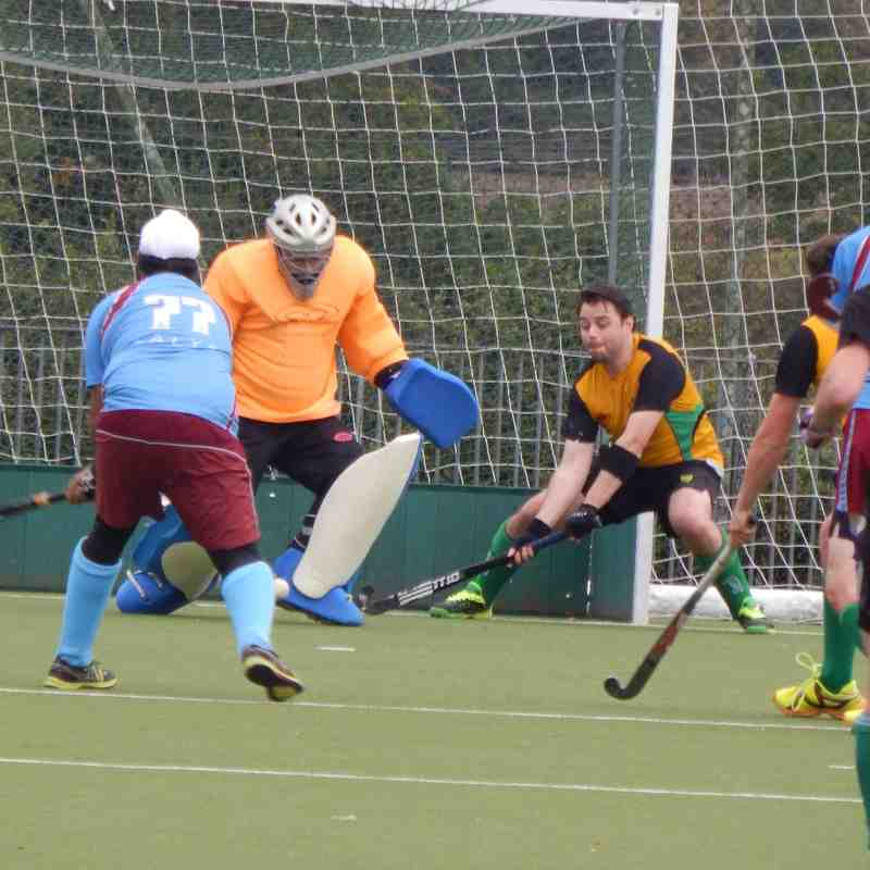 Mens 1st V Slough Oct 15