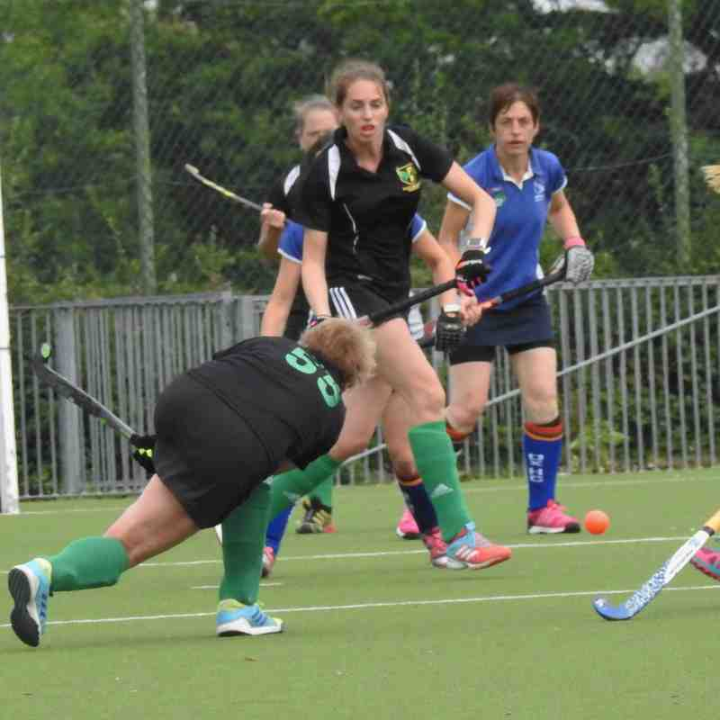 Ladies 1st v Oxford 3 sept 17