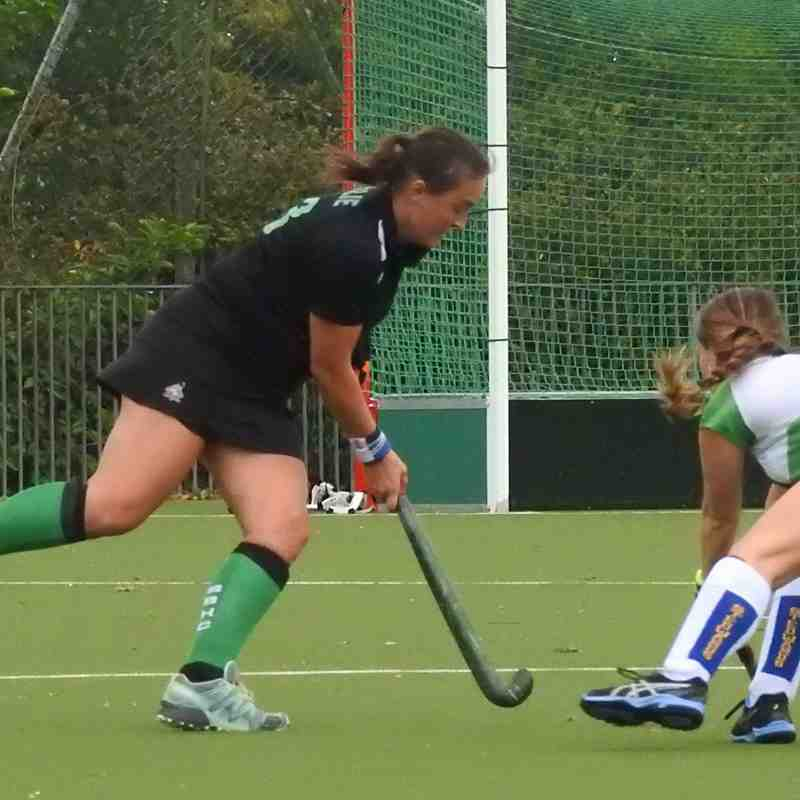 Ladies 1st v Wallingford oct 17