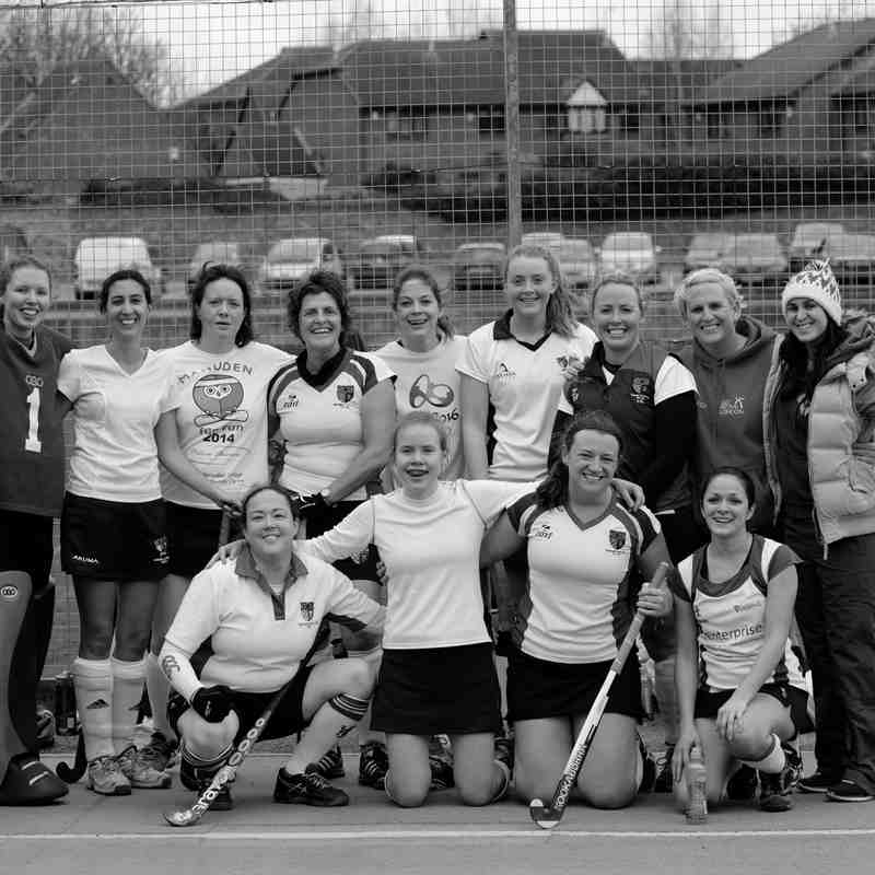 Ladies 3s vs Gravesend 18.03.17