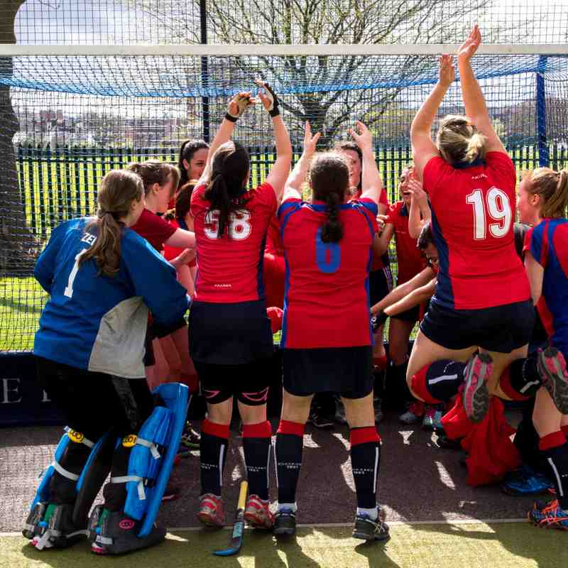 Ladies 3s vs Remnants 01/04/2017