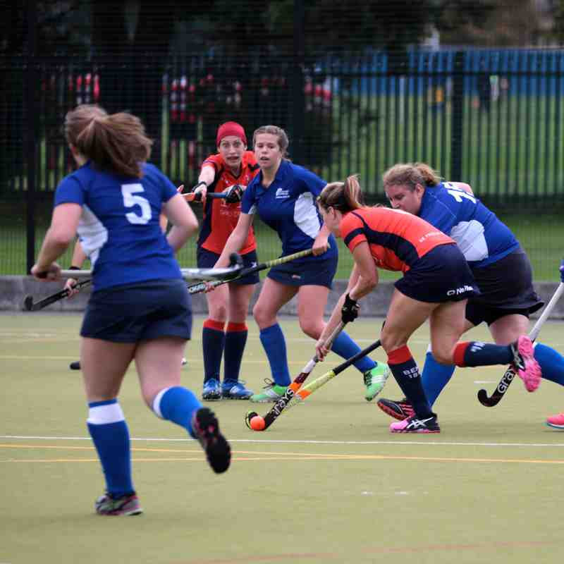 Women's 1's XI vs Folkestone