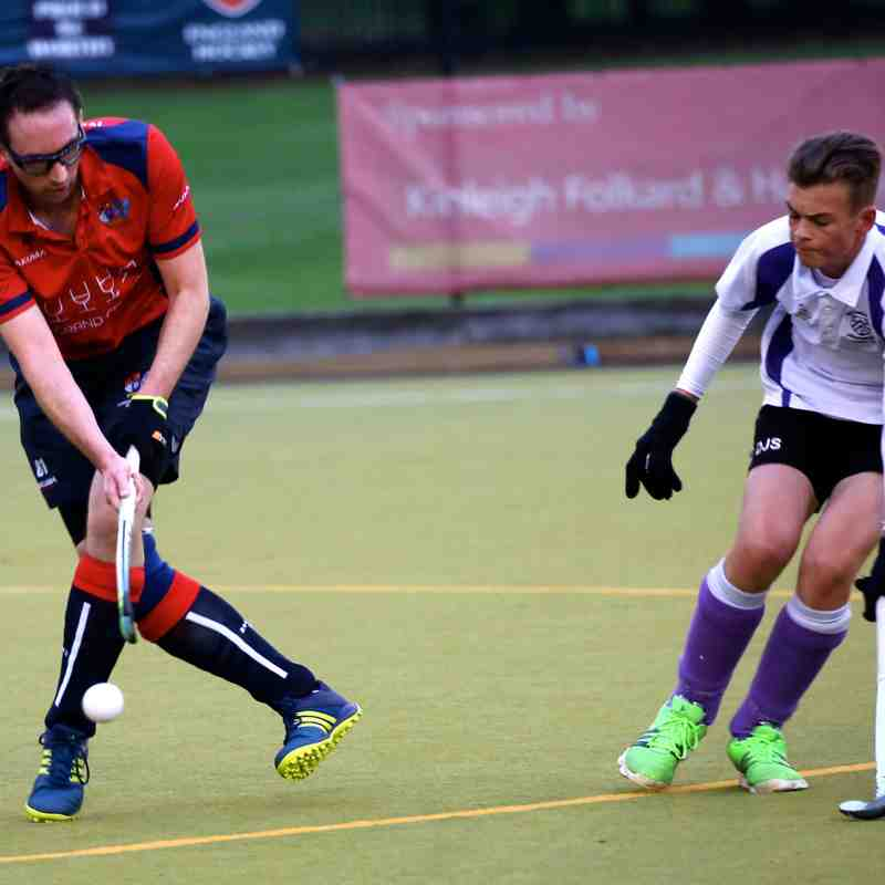 BEHC Men's 5s vs Gillingham 04.11.17