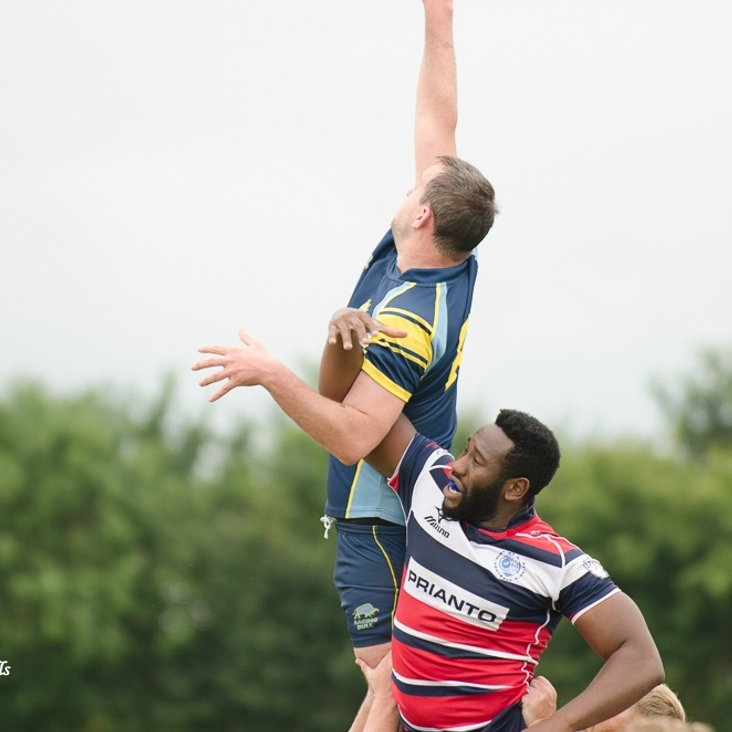 Trowbridge 1st XV claim first South West One East point<