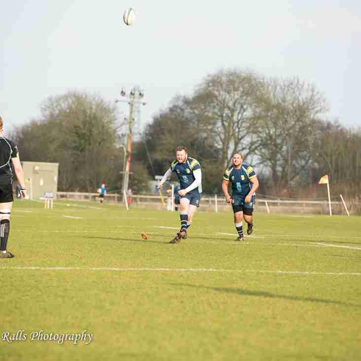Trowbridge 1st XV vs Corsham Match Report