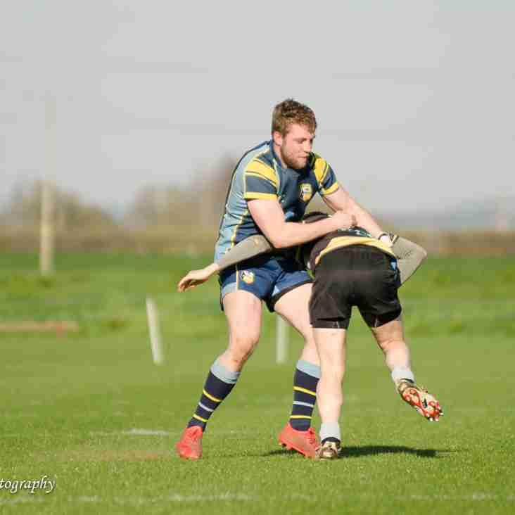 Trowbridge 1st XV vs Blandford Match Report