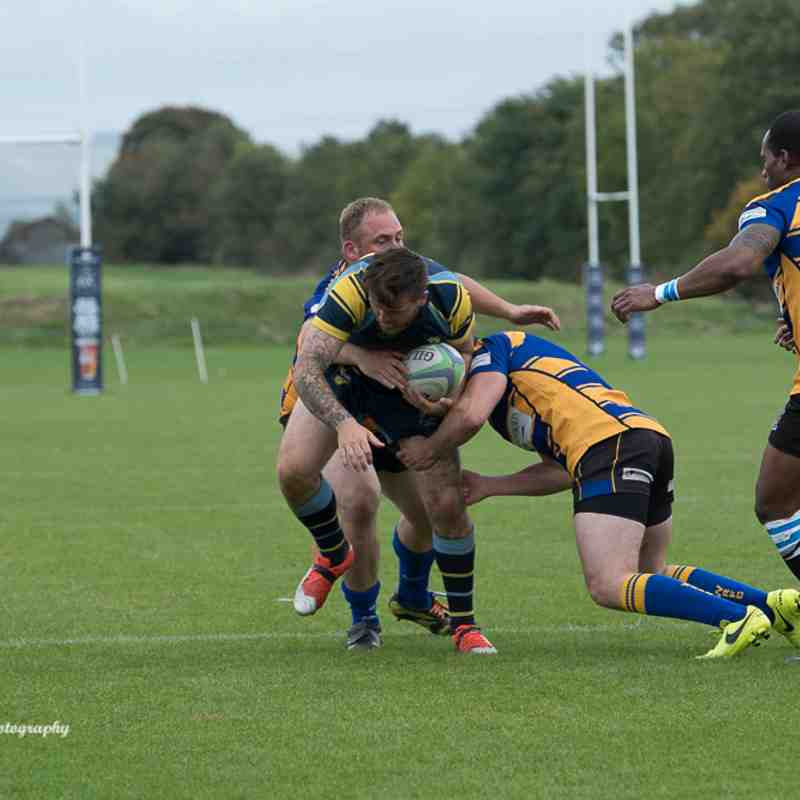 TRFC 2nd v Warminster 30.9.17