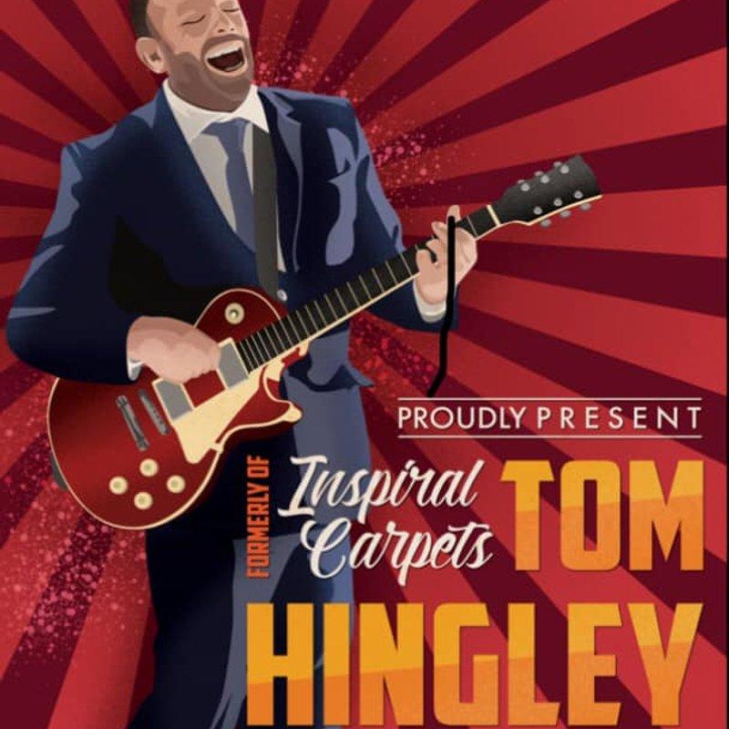 Tom Hingley - 30th March.