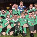First Team beat Llansantffraid 2 - 3