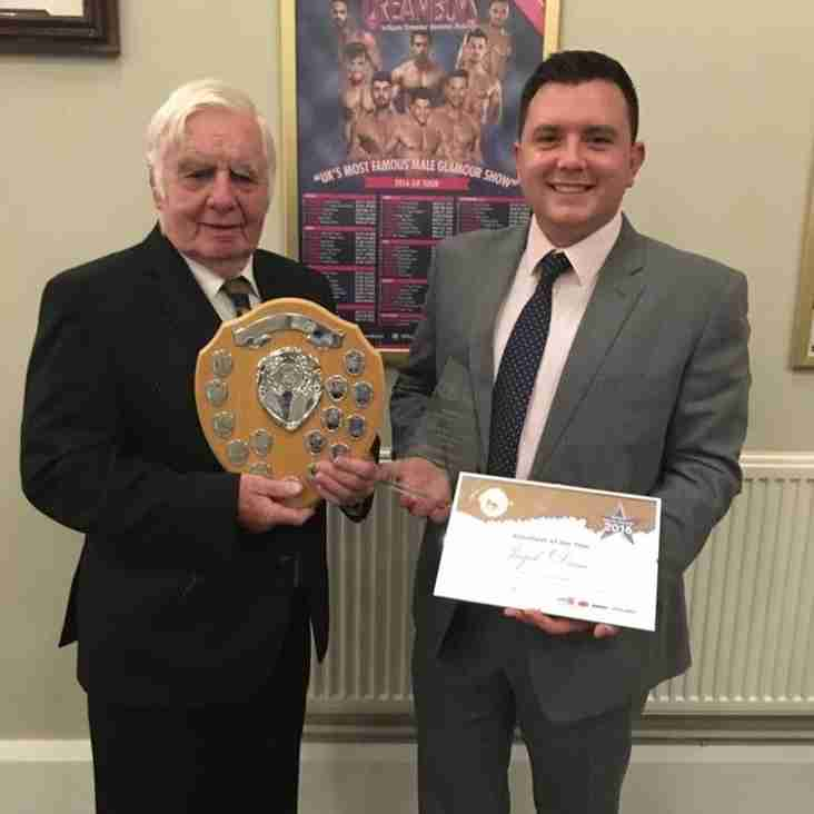 Doran Scoops Top Award