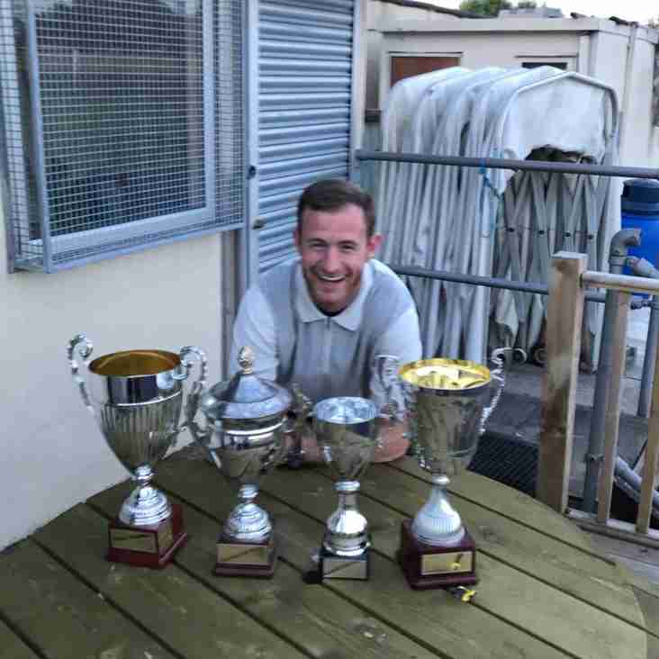 Loughlin Scoops Four Awards At End Of Season Presentation