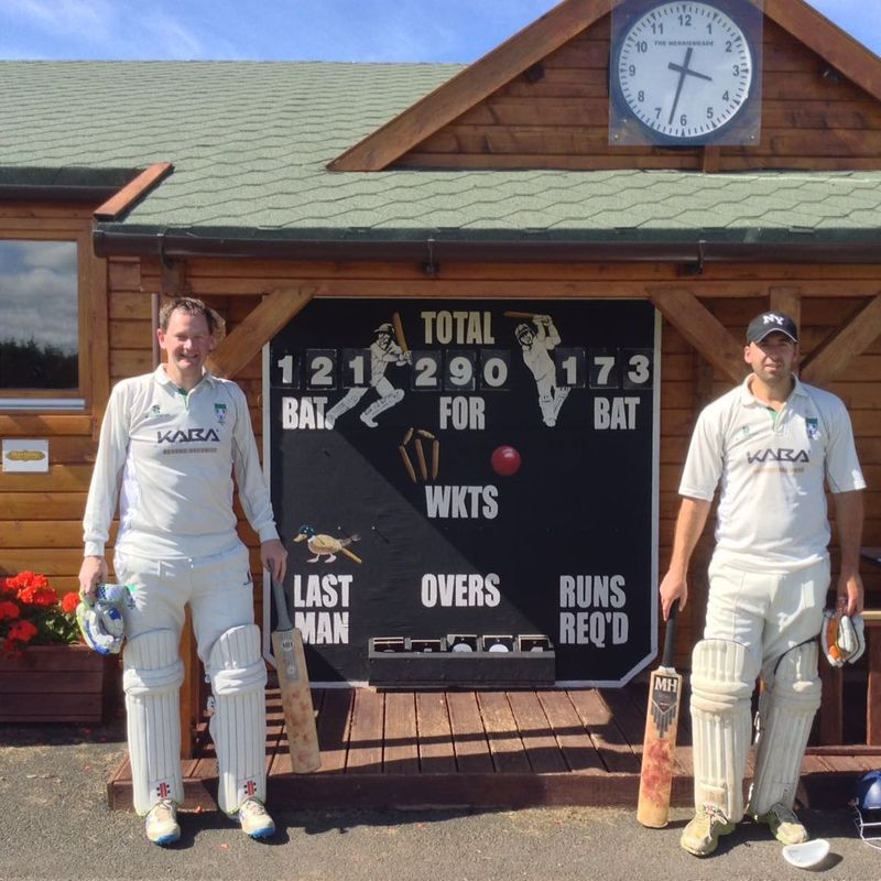 Record Opening Stand sees HSPCC to victory.