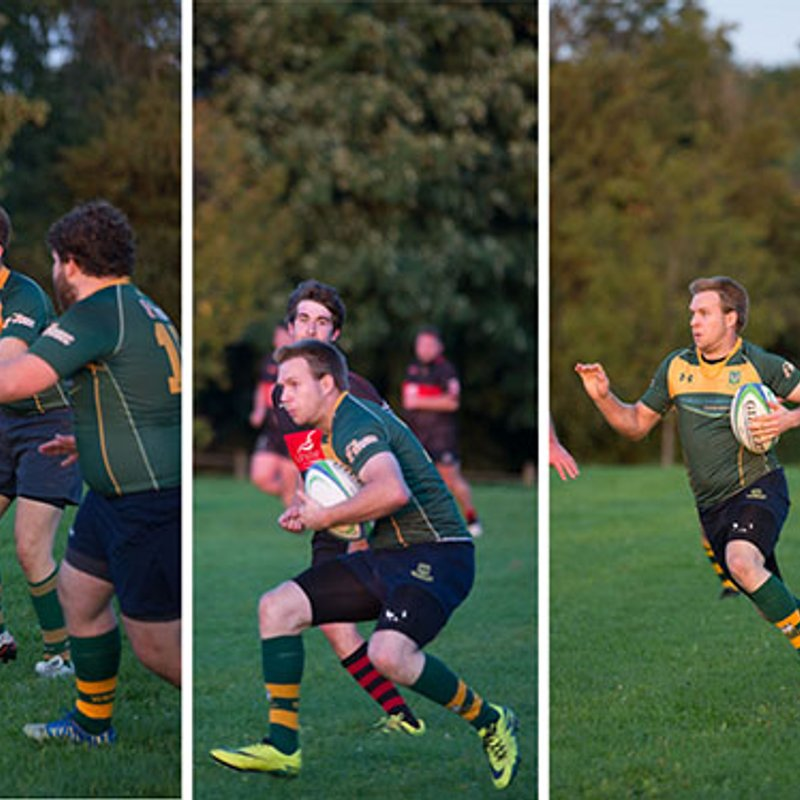 Wasps & 3rds trial v Avonmouth