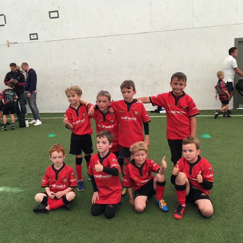 U8s lose to Ruthin 7 - 9
