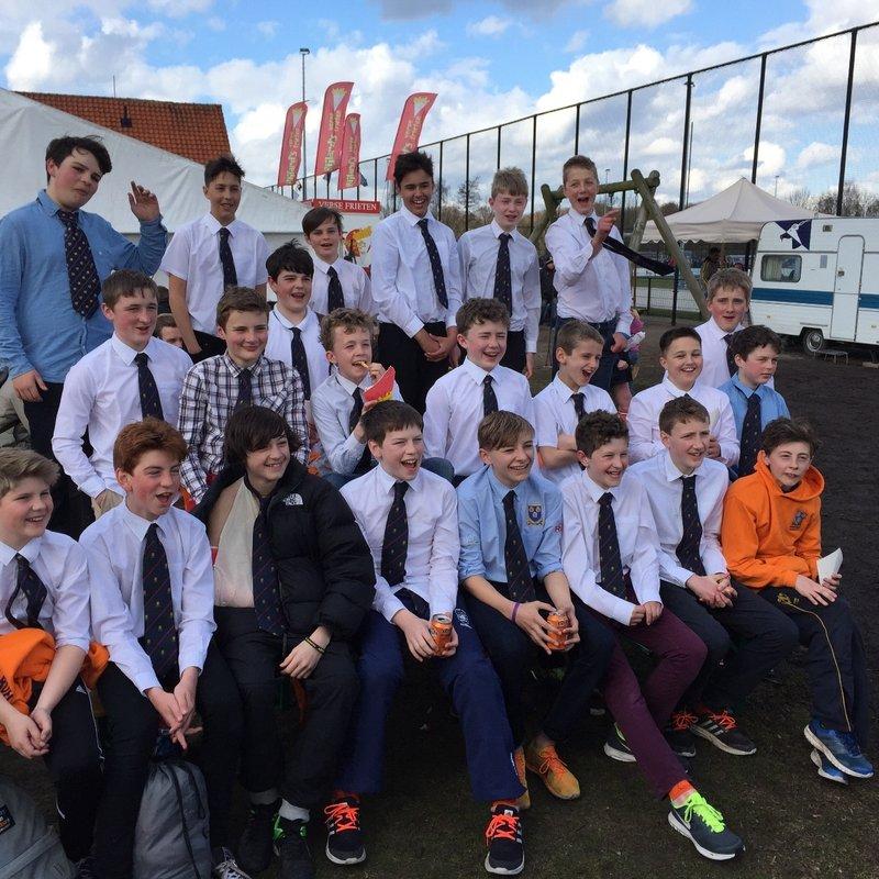 Shrewsbury Rugby Club vs. Oswestry