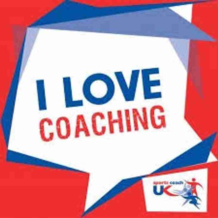 Two more Level 1 Coaches