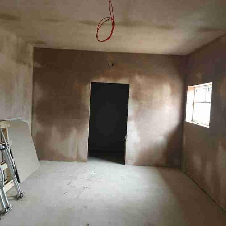 Changing Room Development update 5
