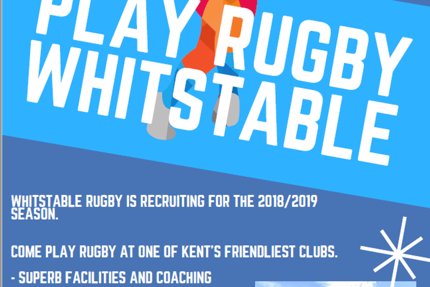 Recruitment 2018/19 Season