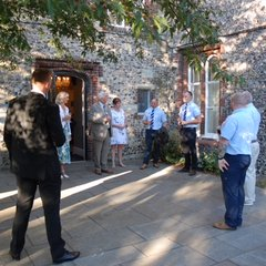 Civic Reception at Tower House