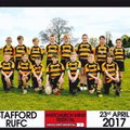 Stafford RUFC vs. Training
