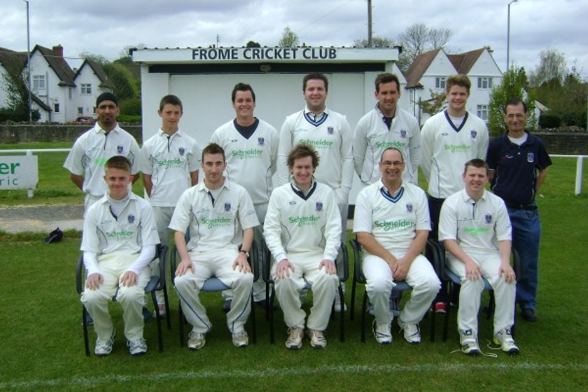 FORTRESS FROMEFIELD FOR FROME 2ND XI