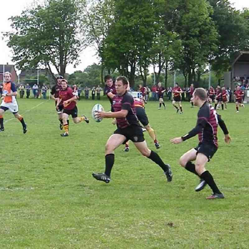 Aylesbury 1st XV v Oldfield Old Boys