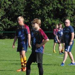 Wath RUFC U15s v Barnsley 18.09.16