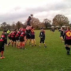 Dronfield v Wath U15 20.11.16